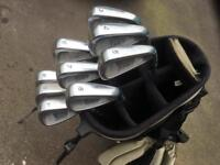 Taylormade RAC LT irons golf clubs