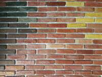 Decorative brick slips