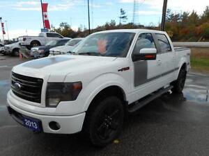 "2013 Ford F-150 4WD SuperCrew 145"" F"
