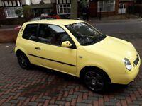 VW LUPO 1.7 DIESEL 2001 REG