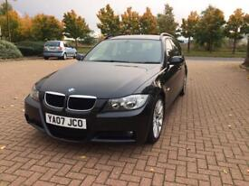 BMW 320d 2.0 diesel M Sport estate manual one year mot great conditions