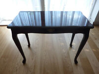 Hallway CONSOLE TABLE Rosewood