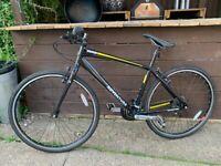 Hybrid adults bike