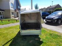 6x4 ft covered Trailer