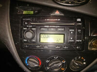 Ford 6006E 6 Disc CD Player With Code EON RDS - CD Player + Radio -Focus WORKING