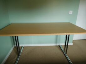 Large, conference table style desk for sale