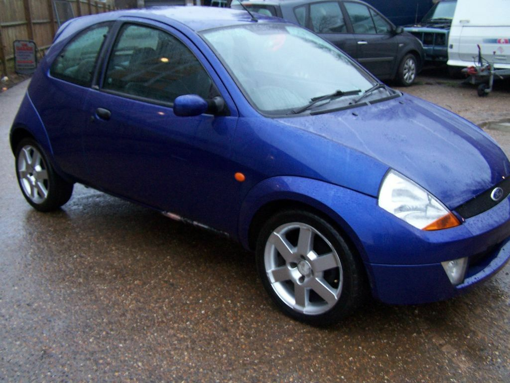 ford ka 1 6 sport 116 bhp track car race car in hemel. Black Bedroom Furniture Sets. Home Design Ideas