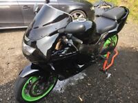 Kawasaki Ninja ZX9r, long MOT, great condition
