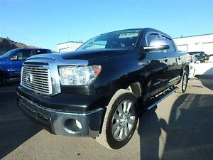 2013 Toyota Tundra PLATINUM CREW CAB 4X4 5.7L MAGS TOIT OUVRANT