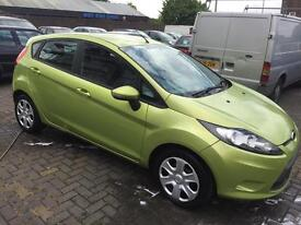 Ford Fiesta 1.25 5dr Just 51000 miles
