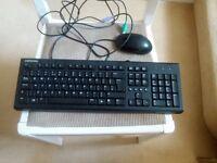 Compaq Computer Keyboard & Mouse
