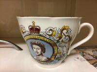 Coronation Teacup
