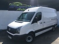2015 VW CRAFTER MWB 1 UK OWNER VERY CLEAN VAN *FINANCE AVAILABLE*