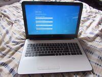 Nearly New HP Laptop - Windows 10