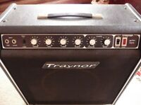 Guitar valve amp. Vintage Fender clone. Hand wired in Canada.