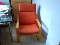 IKEA type chairs, good condition