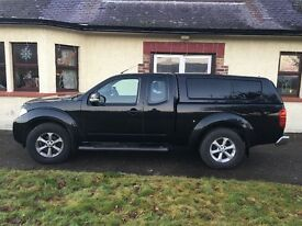 *NEW LOW PRICE* Black Navara kingcab