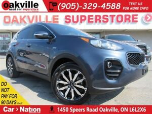 2017 Kia Sportage EX | LEATHER | B/U CAM | HTD SEATS | BLUETOOTH