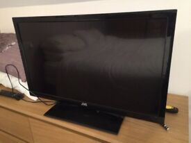 JVC 32 inch TV (not working) for sale