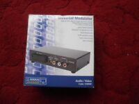 Universal Modulator – Ideal for DVD's, TV, CCTV Cameras