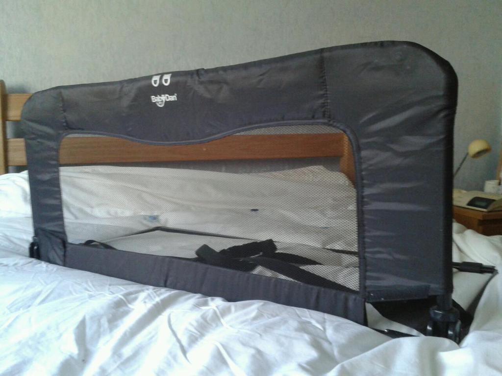 BabyDan Folding Bed Guard Bedrail | in Romsey, Hampshire ...