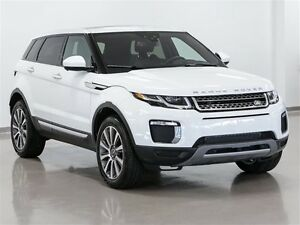 2016 Land Rover Range Rover Evoque HSE CERTIFIED 6/160 @ 2.9% IN