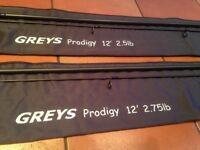 Greys carp rods