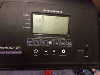Reebok PowerRun Treadmill - priced to sell £120