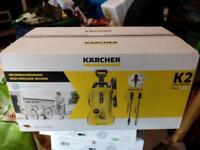 Power washer - Karcher K2 Full Control model - BRAND NEW IN ORIGINAL BOX