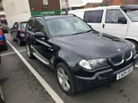 BMW X3 i Sport