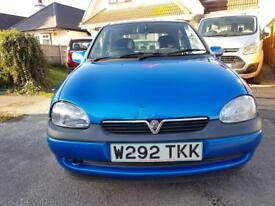Vauxhall corsa sxi 26000 miles!