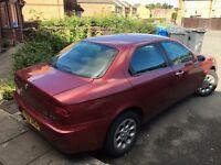 Alfa romeo 156 ....£500