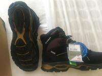 Brand new walking boots size 10