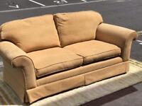 2 Seater Fabric Sofa (@07752751518)