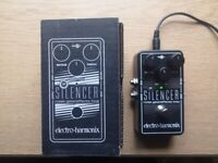 Guitar Effects - Electro Harmonix Silencer noise gate