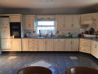 *** SOLD *** KITCHEN AND HOB FOR SALE