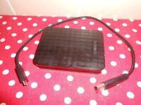 "Samsung M3 Slimline 1TB 2.5"" USB 3.0 External Portable Hard Drive HDD"