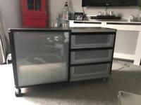 Ikea media / Storage station cupboard
