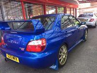 Subaru Impreza WRX STI Type UK PPP Pack 2003 - Blobeye