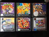 PlayStation Games bundle. Arcade