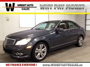 2013 Mercedes-Benz C-Class C300| AWD|LEATHER| SUNROOF| NAVIGATIO