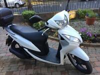 2012 Honda vision 110 very clean low miles. Finance etc £1050