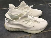 c3c8392fdcc29 Adidas Yeezy Boost 350 V2 Triple White Trainers
