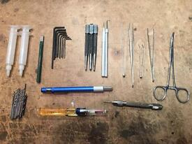 Modelling Tools Job Lot 1