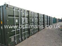 Self storage from £25 per week