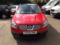 Nissan Qashqai 2.0 dCi N-TEC 4WD 5dr TOP OF THE RANGE Automatic Diesel VU09 ONK