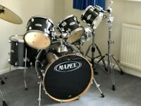 Drumkit- Mapex M series