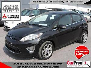 2011 Ford Fiesta SES  toit ouvrant