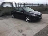 2009/58 FORD FOCUS 1.6 ZETEC 12 MONTHS M.O.T SERVICE HISTORY VERY CLEAN EXAMPLE GREAT SPEC...