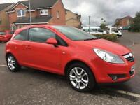 Vauxhall Corsa SXI 2009 (ONLY 490000 MILES) Immaculate as Astra Fiesta Clio Mazda 2 Golf Polo Punto